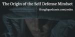 The Origin of Self Defense Training