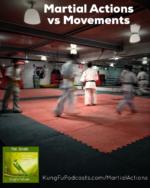 Martial Arts Action vs Movement