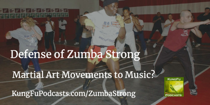 Zumba Strong Martial Arts to Music